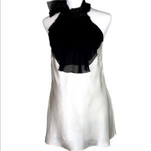 Bison Bisou Michele Bohbot Halter Dress Tunic